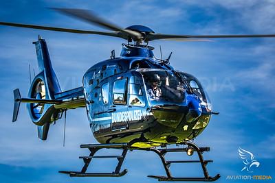 Bundespolizei / EC135T2 / D-HVBM