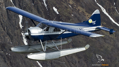 Regal Air Alaska / DHC-2 Beaver / N9877R