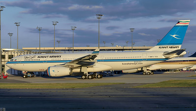 Kuwait Airways / Airbus A330-243 / F-WWYV (to be 9K-APA)