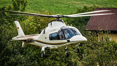 Private / Agusta A109 Power / D-HFRT