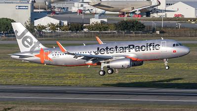 Jetstar Pacific / Airbus A320-232(SL) / F-WWBX