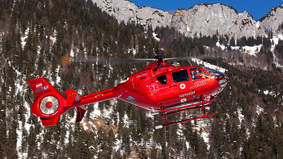 SHS Alpin Heli 1 / Airbus EC135T1 / OE-XAH