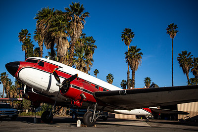 Flabon Aviation / Douglas DC-3C Dakota / N62CC