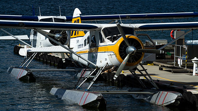 Harbour Air / DHC-2 Mk.I Beaver / C-FAXI