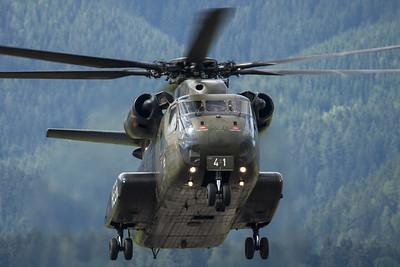 Heer MTHR15 / Sikorsky CH-53G / 84+41