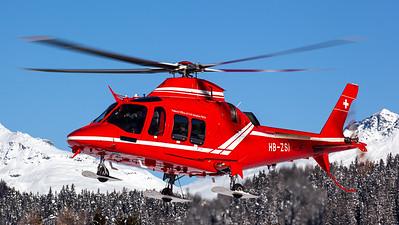 FOCA / HB-ZSI / Agusta A109SP Power