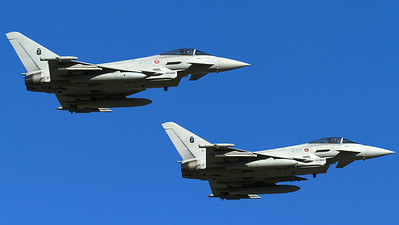 Italy Air Force / Eurofighter Typhoon / MM7295