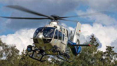 Polizei Bayern - Edelweiß 5 / Eurocopter EC135P3 / D-HBPE