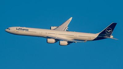 Lufthansa / Airbus A340-642 / D-AIHI