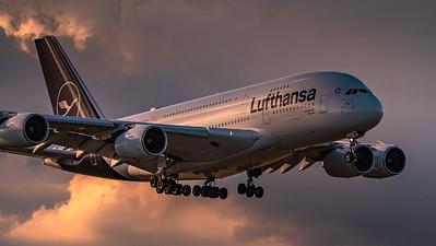 Lufthansa   A380   D-AIMD