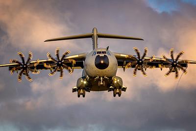 Luftwaffe / A400M / 54+21