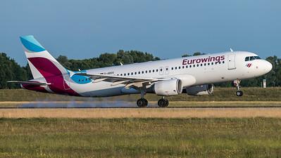 Eurowings / Airbus A320-214 / D-ABDU