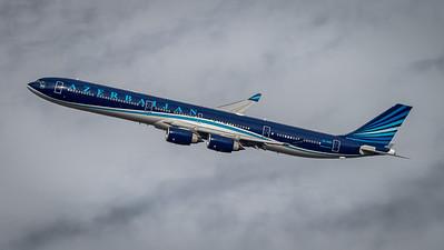 Azerbaijan Governmental / Airbus A340-642 / 4K-AI08