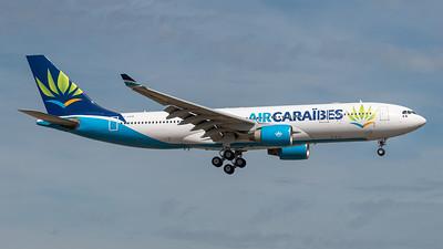Air Caraibes / Airbus A330-223 / F-HHUB