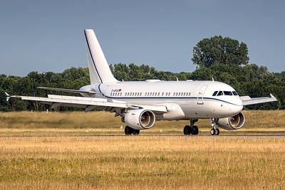 K5-Aviation / Airbus A319 / D-APGS