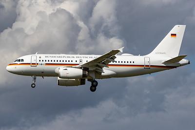 German Air Force / Airbus A319 / 15+02