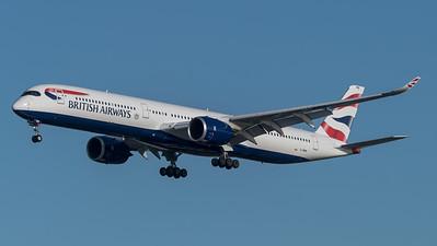 British Airways / Airbus A350-1041 / G-XWBB