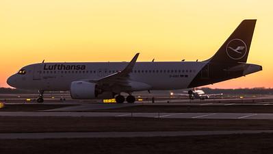 Lufthansa / Airbus A320-271N / D-AINY
