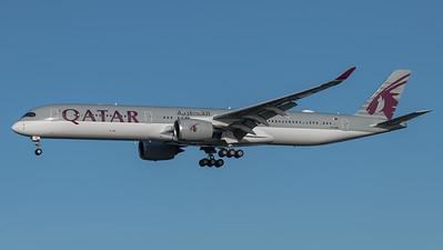 Qatar Airways / Airbus A350-1041 / A7-ANN