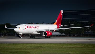 Avianca Cargo   A330-200   N336QT