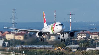 TAP / Airbus A319-112 / CS-TTR