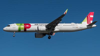 TAP / Airbus A321-251NX / CS-TXF