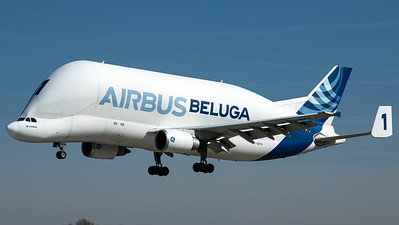 Airbus Transport Intl. / A300B4-605ST Beluga / F-GSTA
