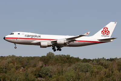 "Cargolux | Boeing 747-4EVERF | LX-NCL | ""Retro"" special scheme"
