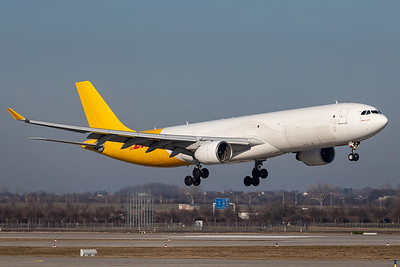 ASL Airlines / Airbus A330 / EI-HEB