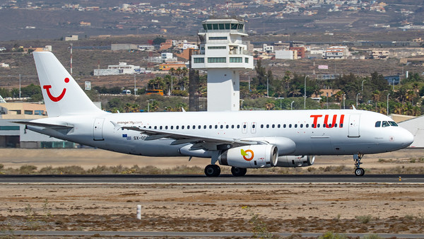 TUI (Orange 2 Fly) / Airbus A320-232 / SX-ODS
