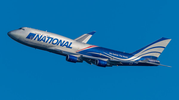National Airlines / Boeing 747-428(BCF) / N919CA