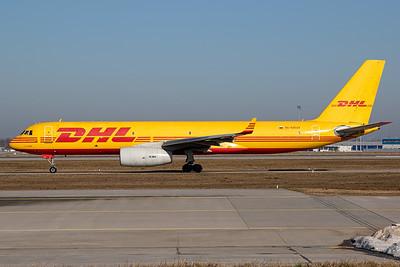 DHL / Tupolev Tu-204 / RA-64024