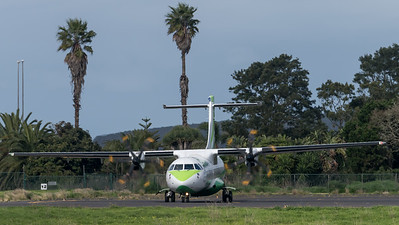 Binter Canarias / ATR 72-600 / EC-MIF