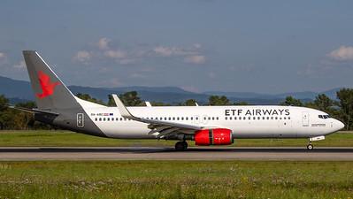 ETF Airways Boeing B737-800 9A-ABC