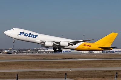 Polar Air Cargo / Boeing 747-8 / N858GT