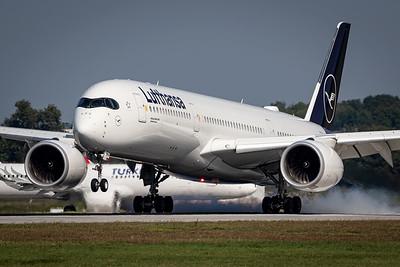 Lufthansa / Airbus A350 / D-AIXC