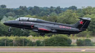 Private / Aero L-29 Delfin / G-BYCT