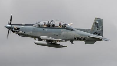 Raytheon / Raytheon AT-6B Texan II Wolverine / N610AT