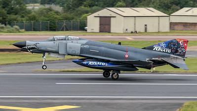 Turkish Air Force 111 Filo /  McDonnell Douglas F-4E-2020 Phantom II / 77-0288 / 70 Years NATO Livery