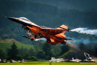 Netherlands Air Force F16