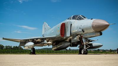 Luftwaffe - JG74 / F-4F Phantom II / 38+74