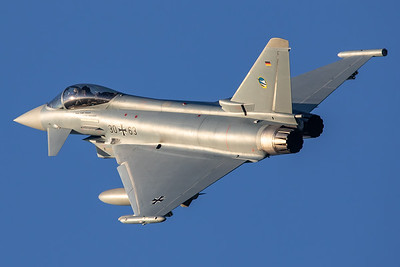 Germany Air Force / Eurofighter Typhoon / 30+63