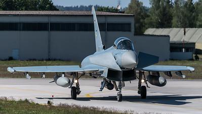 German Air Force TLG74 / Eurofighter Typhoon / 30+75