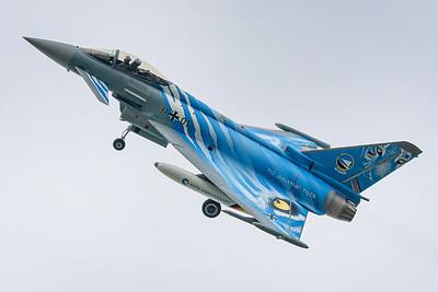 German Air Force / Eurofighter / 31+01