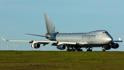 Sky Gates Airlines / Boeing 747-400F / VP-BCI