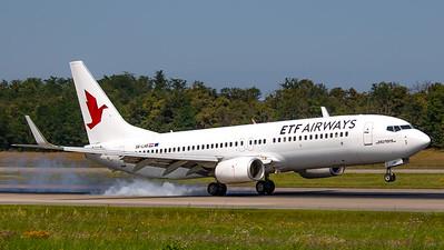ETF Airways Boeing B737-800 9A-LAB