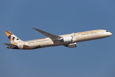 Etihad Airways / Boeing 787-10 / A6-BMF