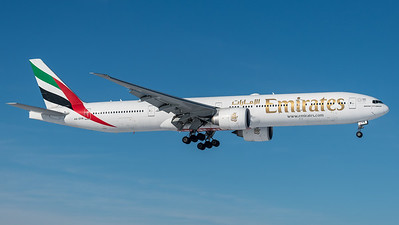 Emirates / Boeing 777-31H(ER) / A6-EPM