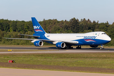 Silkway / Boeing 747-8 / VQ-BVB