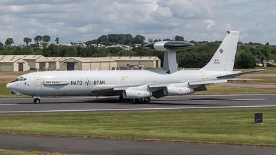 NATO / Boeing E-3A AWACS / LX-N90451